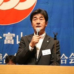 尾谷-土肥体制スタート!! 第29回定期大会開催!