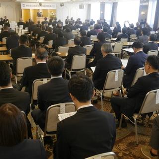 連合富山結成30周年記念式典・祝賀会を開催!「これまでの30年の歴史」に学び「新しい歴史」を築く!